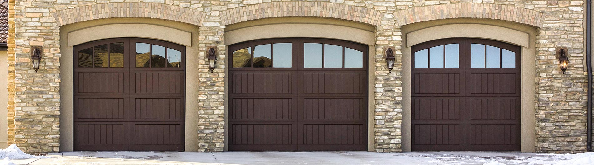 Wood Garage Door 7103