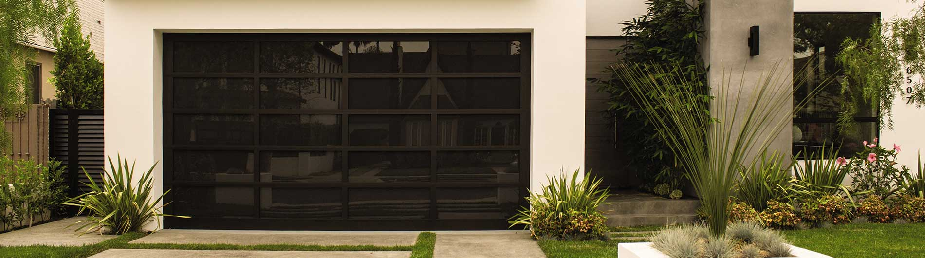 Aluminum Glass Garage Doors 8800