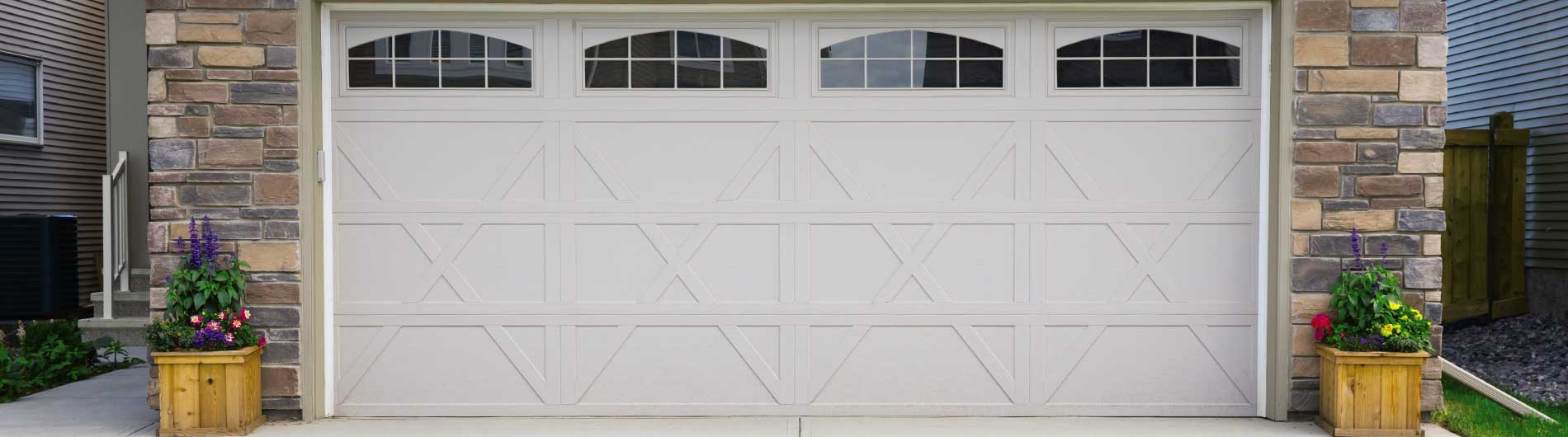 carriage house steel garage door