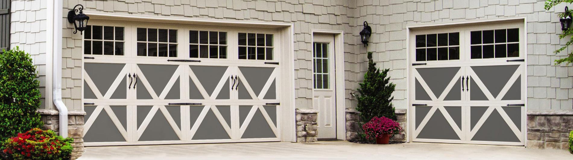 Carriage house steel garage doors 9700 9700 ch garage door publicscrutiny Gallery