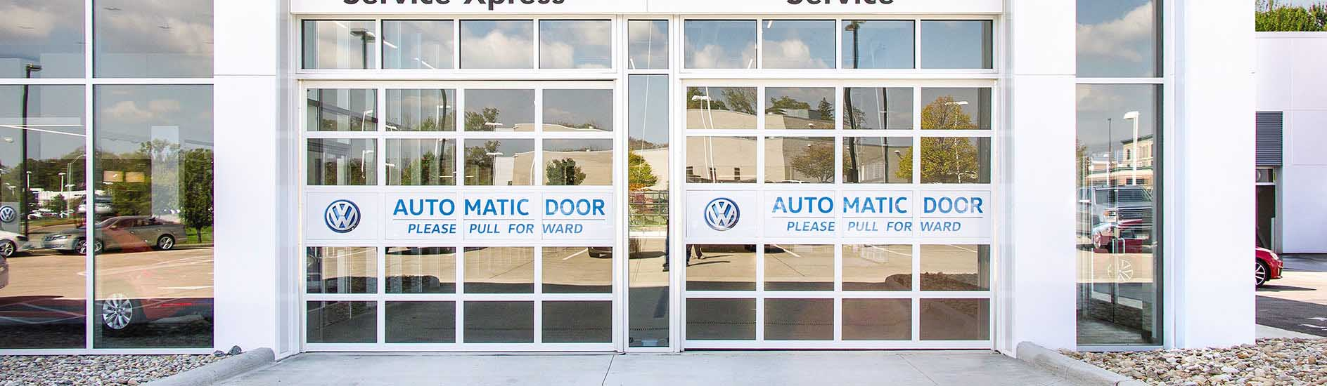 Commercial Aluminum Doors