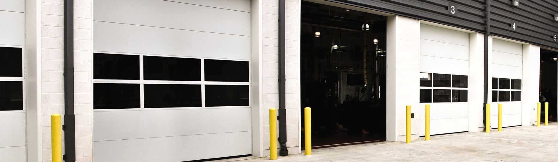 Sectional Steel Doors 220