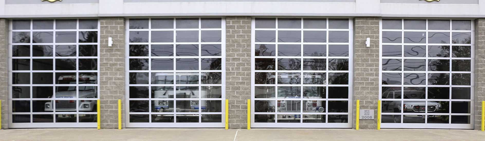 Sectional Steel Doors 451-452