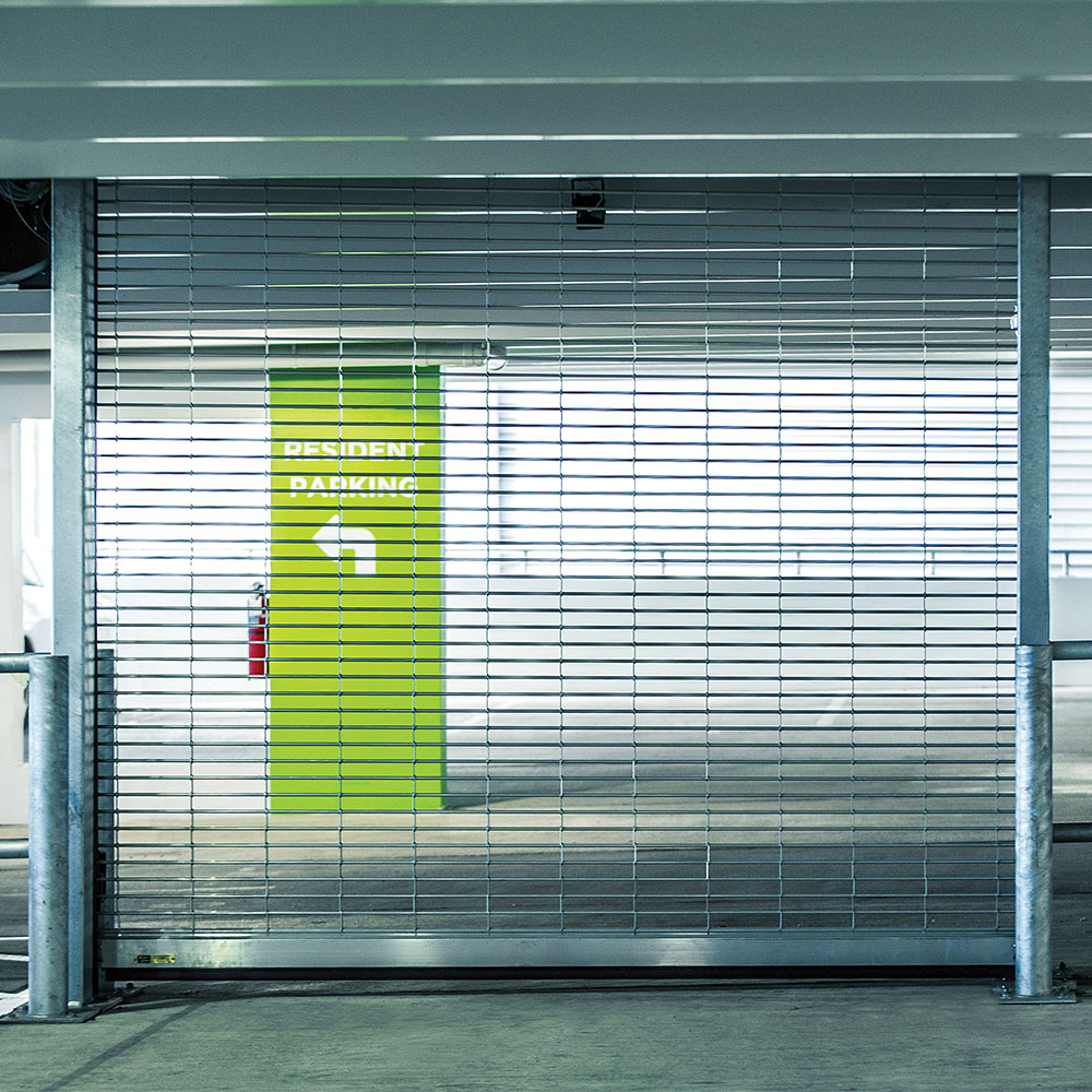 advanced door systems model 600adv