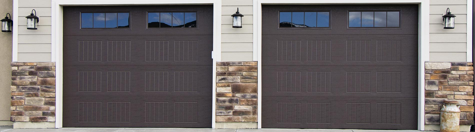 model-9100-Steel-Garage-Door-Sonoma-Brown-Stockbridge
