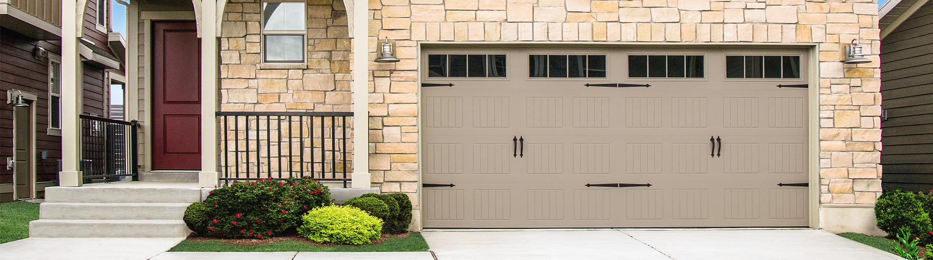 model-9100-Steel-Garage-Door-Sonoma-Taupe-Stockbridge