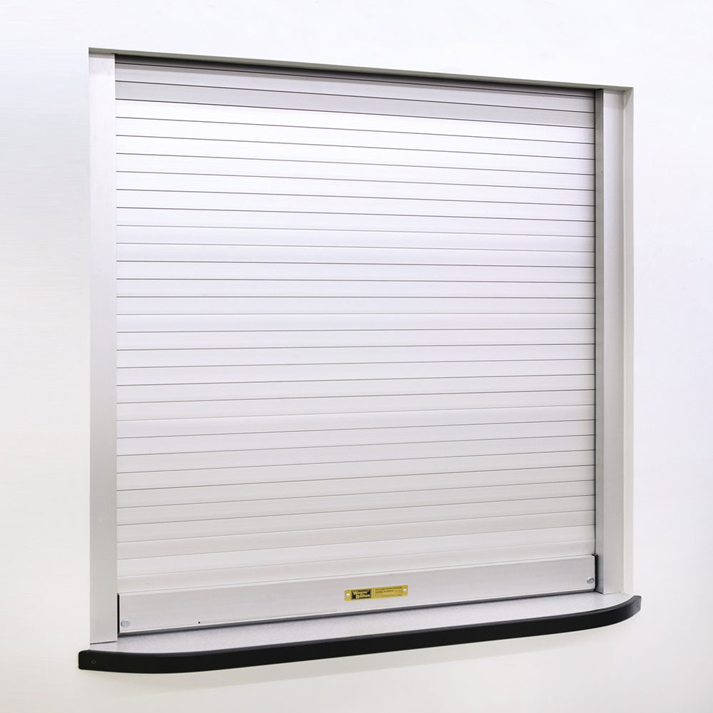 counter shutters model 500