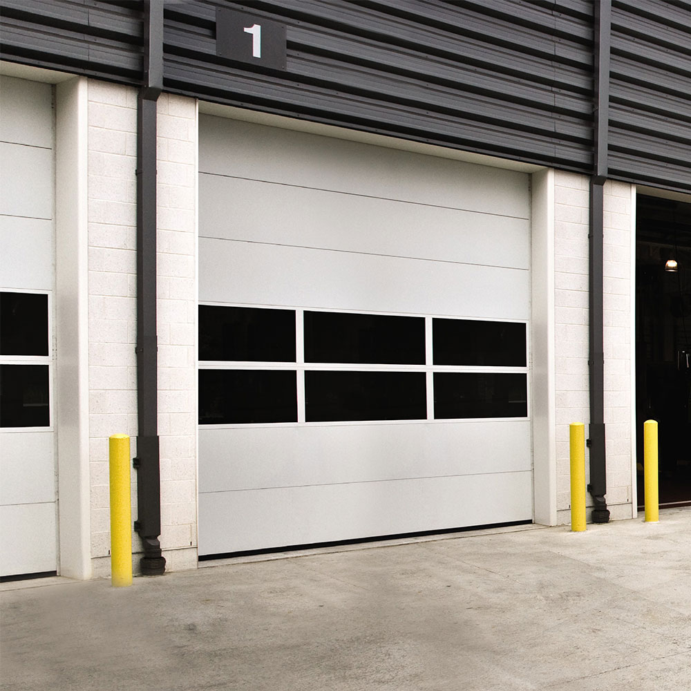 Sectional Steel Door model 220