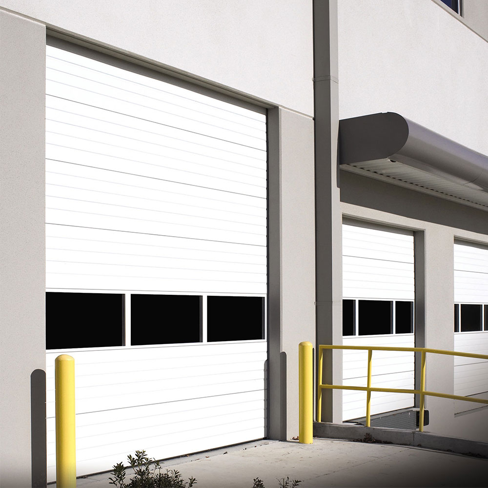 Sectional Steel Door model c-24