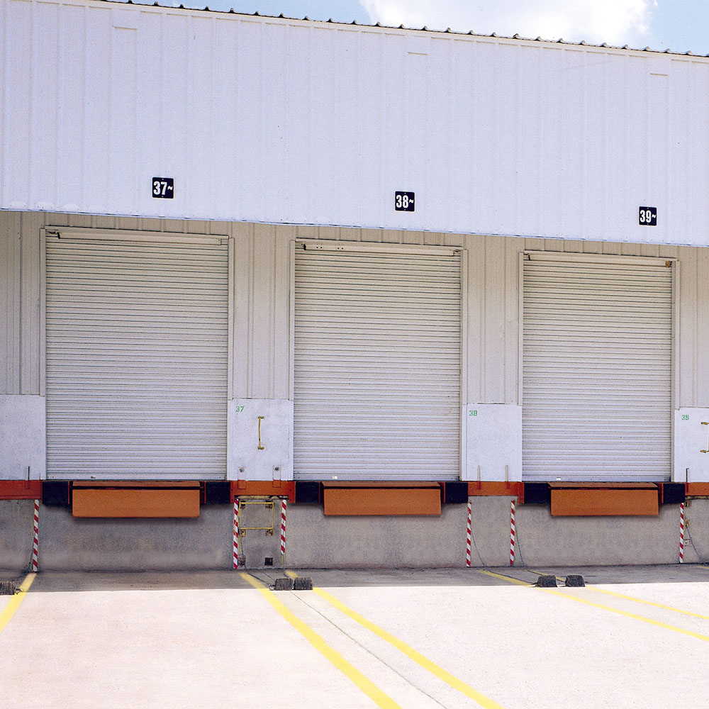 Sheet Door Amp Model 202 Insulated Commercial Sheet Door