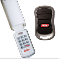 garage door remote summer sale