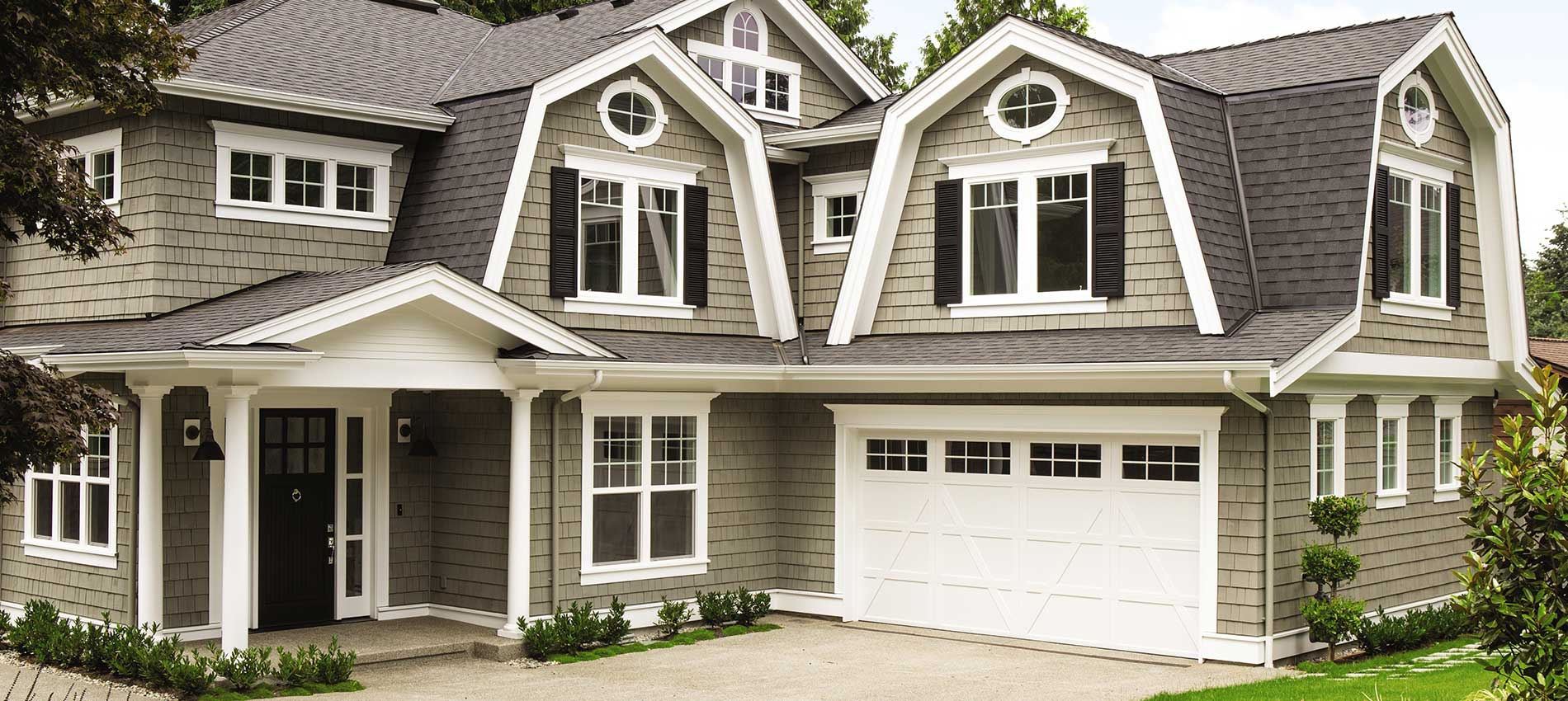 Attractive Steel Garage Door
