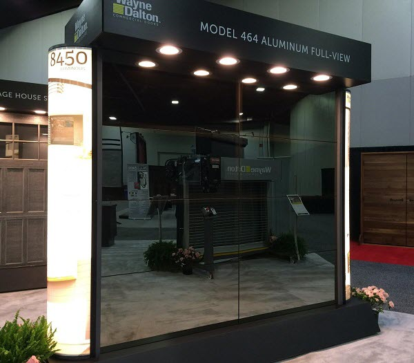 Glass Garage Door Voted Hottest New Product At 2017 Ida Expo