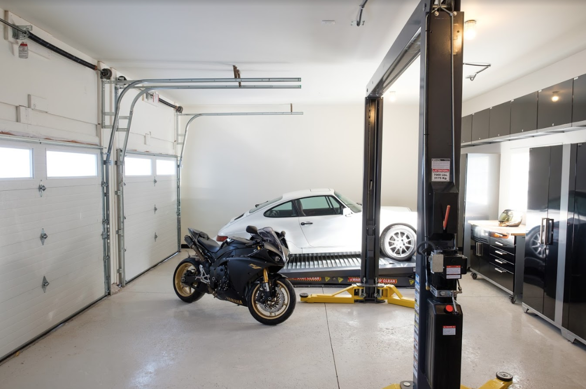 clean garage for fathers day