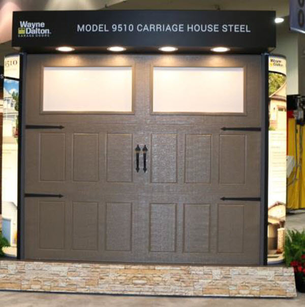 garage door at IDA & New Products at IDA Expo - Las Vegas 2016