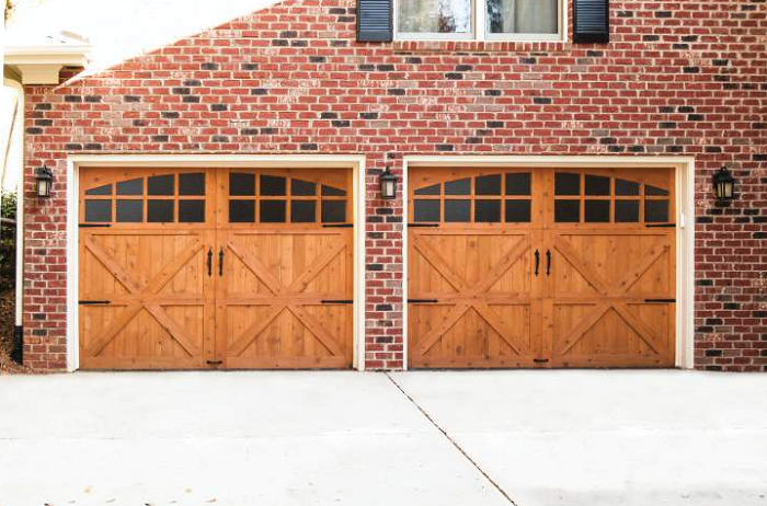 Favorite Garage Doors From National Curb Appeal Month