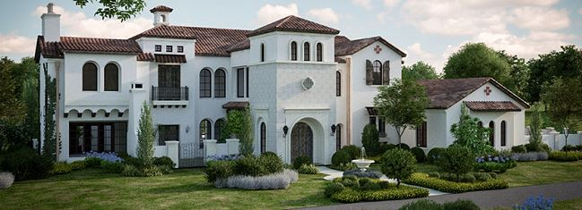 dallas showhouse in southlake