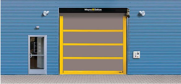 These doors come standard with features ideal for commercial applications. Each model was designed to be low maintenance with a self-repairing breakaway ... & High Speed Doors | The Need for Speed