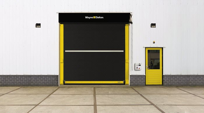 Model 885 ADV-Xtreme High Speed High Performance Rubber Door