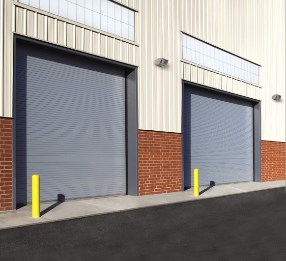 Thermotite™ Model 800C Rolling Steel Door