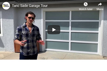 Garage Door for your Father