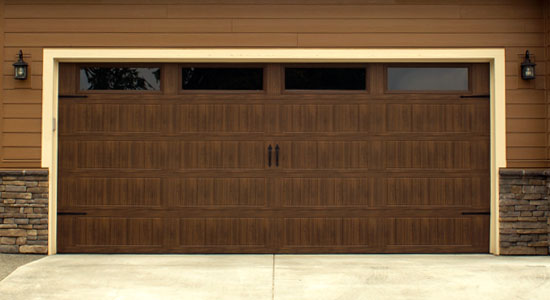 Clic Steel Garage Doors 8300 8500