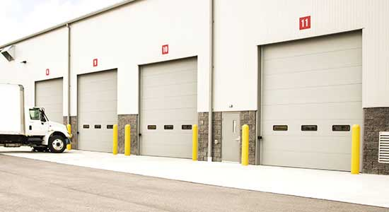 Insulated Steel Doors
