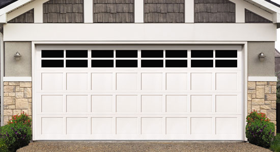wood garage doors 100-series