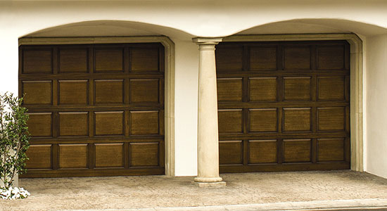 wood garage doors 300-series