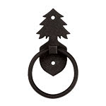 garage door conifer knocker