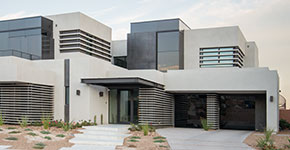 modern style home 8450