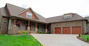 Best Garage Doors For Ranch Or Country Style Homes