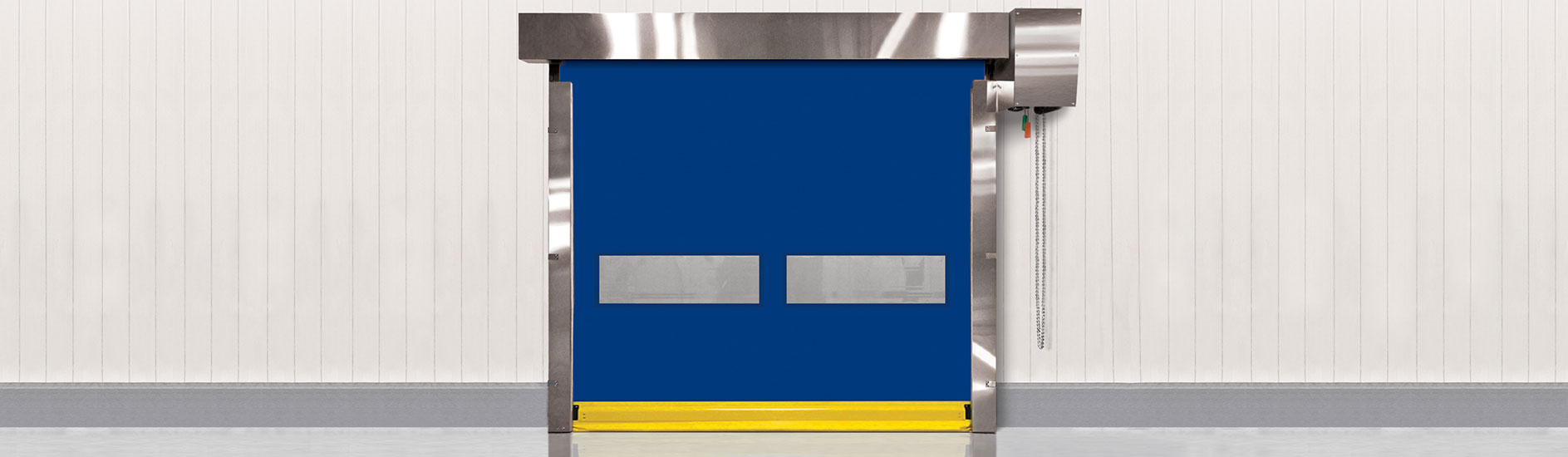 doors for retail storefront security