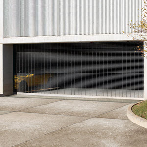 high cycle rolling grille system, springless rolling grilles