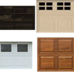 garage door materials video